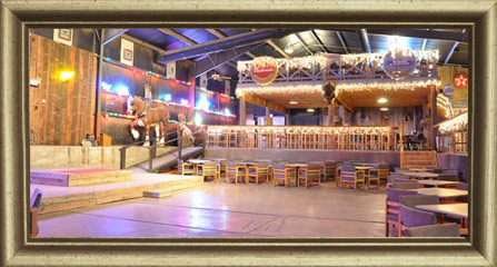 Wedding event venue lubbock four bar k banquet hall for Wedding venues lubbock tx
